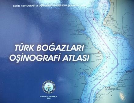 Türk Boğazları Oşinografi Atlası
