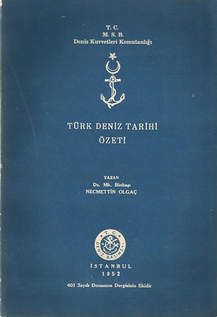 Türk Deniz Tarihi Özeti