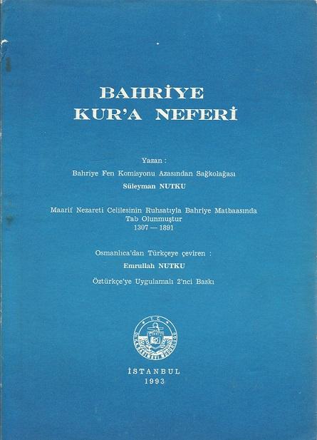Bahriye Kur'a Neferi